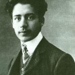 Μίλτος Κουντουράς. Φοιτητής στην Αθήνα (από τη φοιτητική του ταυτότητα, 1907 - 1908).